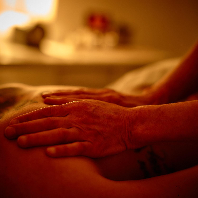 soin massage thérapeutique détente spa Granby